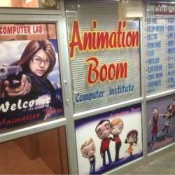 Where can I get advanced diploma in animation course?